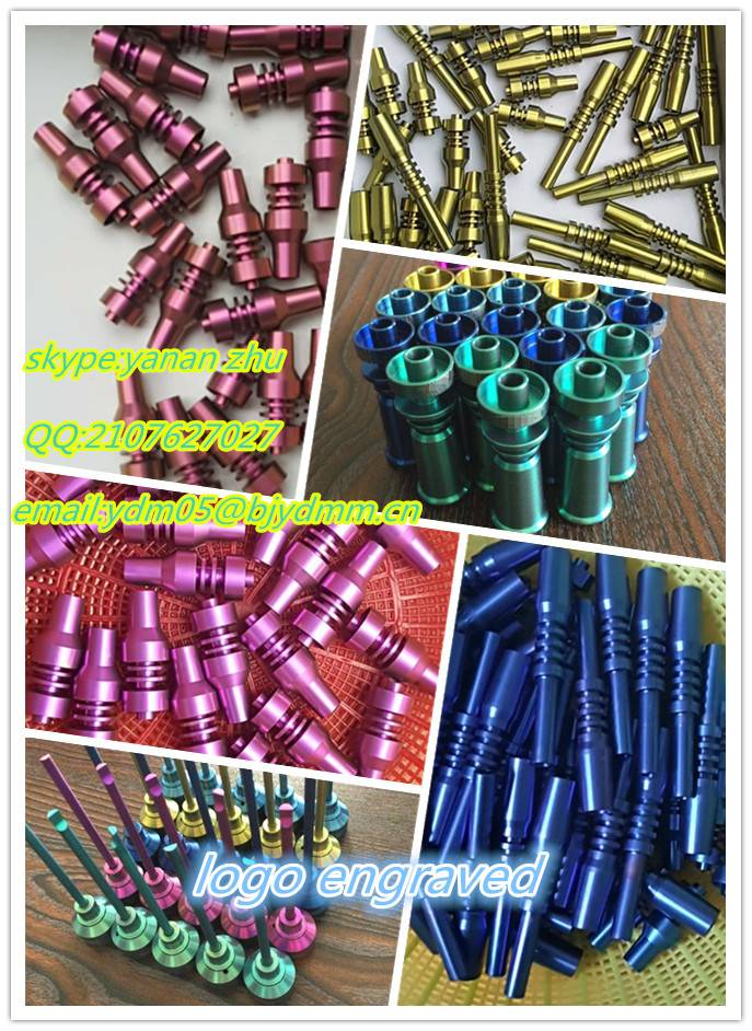 whholesale OEM titanium nail for smoking
