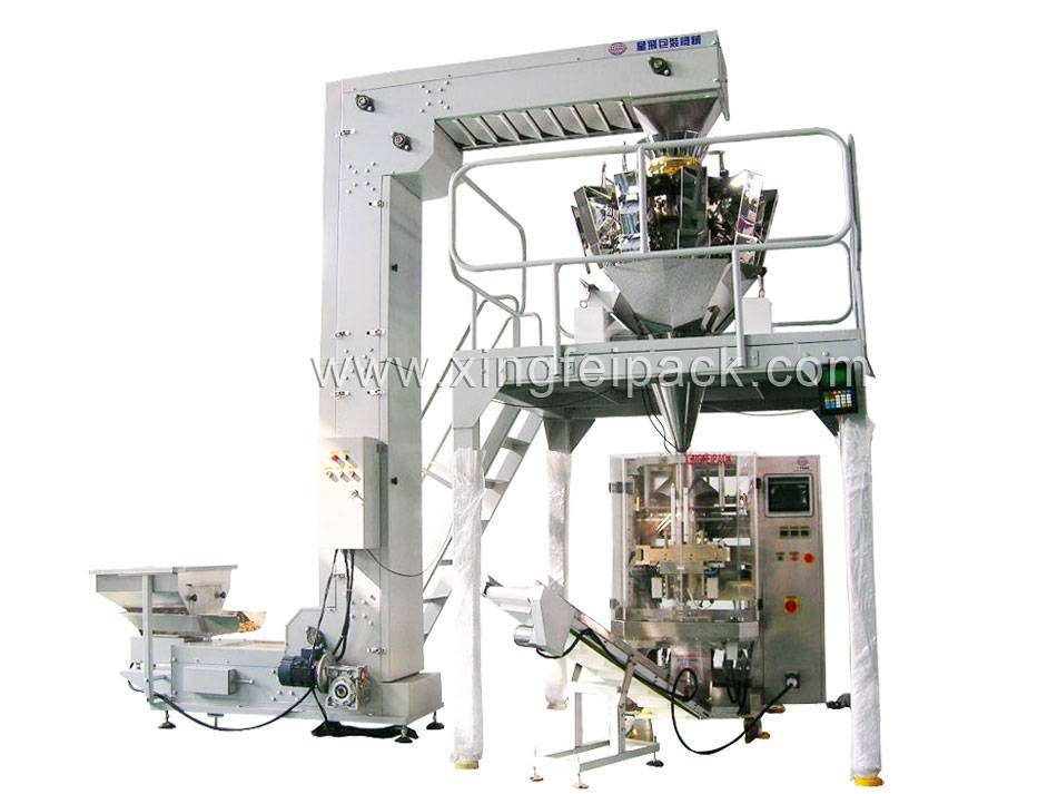 Vertical Weighing and Packing Machine