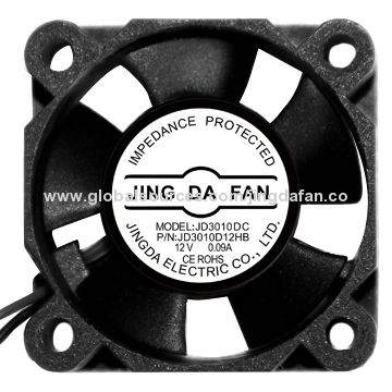 JD3010D12MB Wall-mount ventilation fans