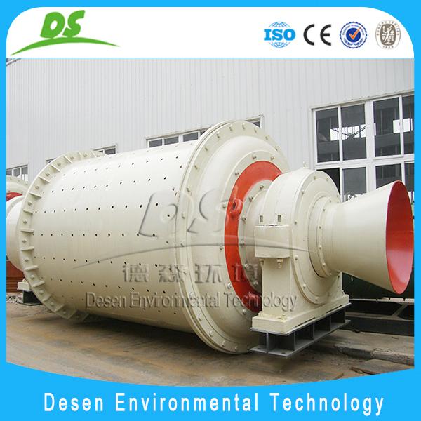 DESEN machinery ball mill stone grinding machine