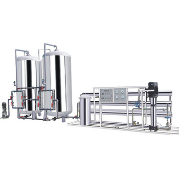 Reverse Osmosis System Water Purification Machine / Drinking Water Treatment Machine RO-12000L/H