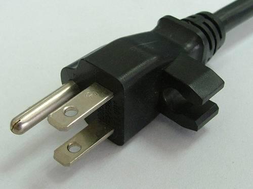 NEMA 5-15P North America 3-pin Plug