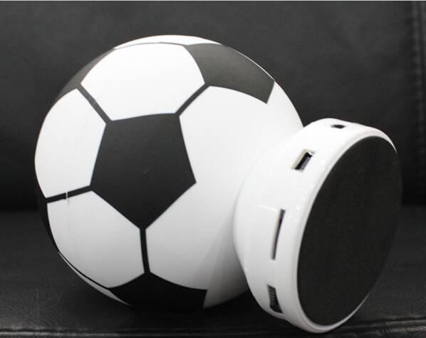Mini Football Bluetooth Speaker for Football Fans
