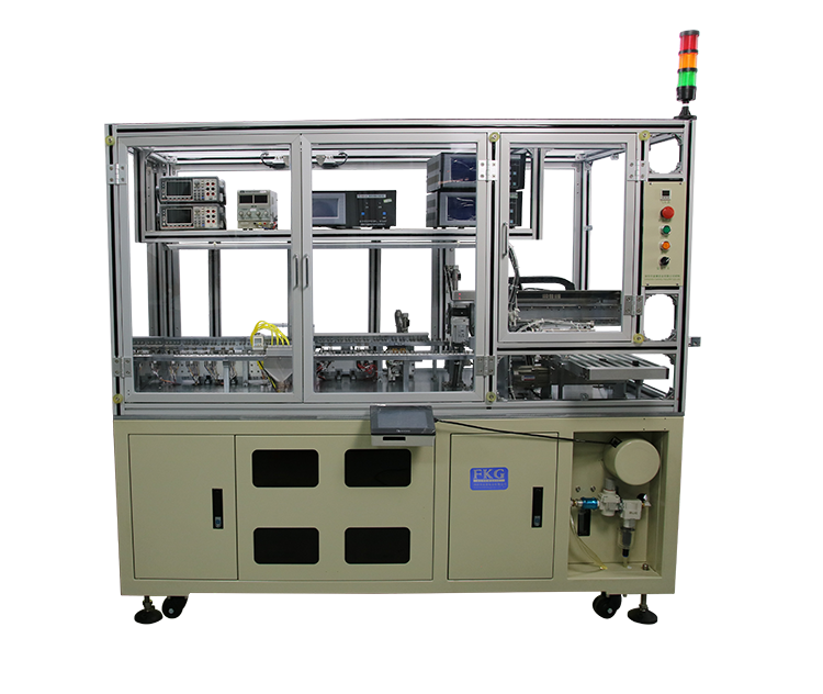 Custom Fully Automatic Testing Machine