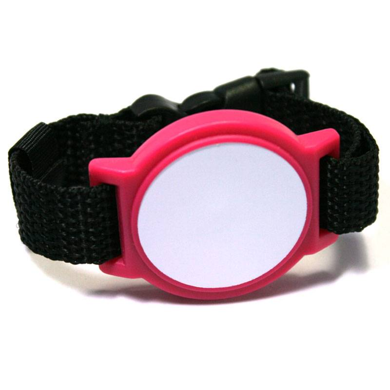 RFID Nylon Wristband for Event Access Control