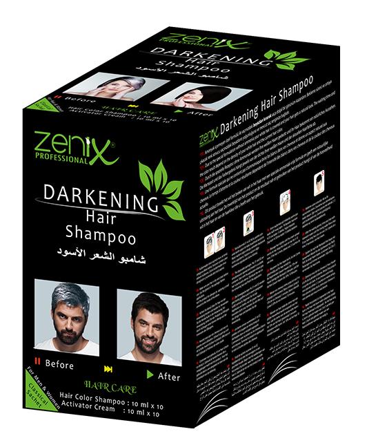 Zenix Darkening Hair Shampoo