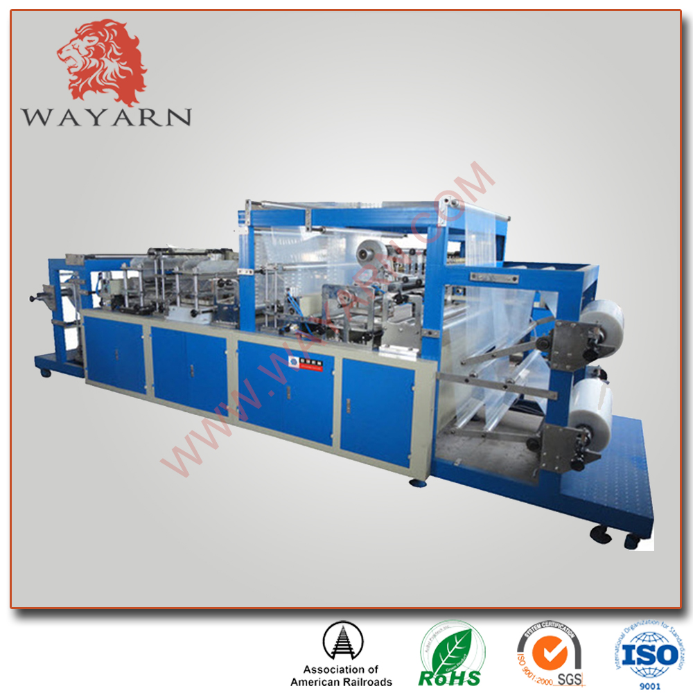 Air Dunnage Bag Valve fully automatic sealing machine