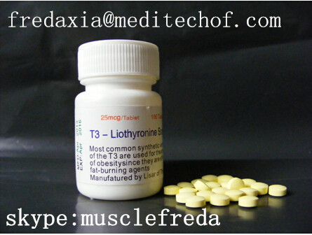 T3-liothyronine sodium /HGH/Steroids/ Peptides/Hormone/Humantrope /hgh/Human growth