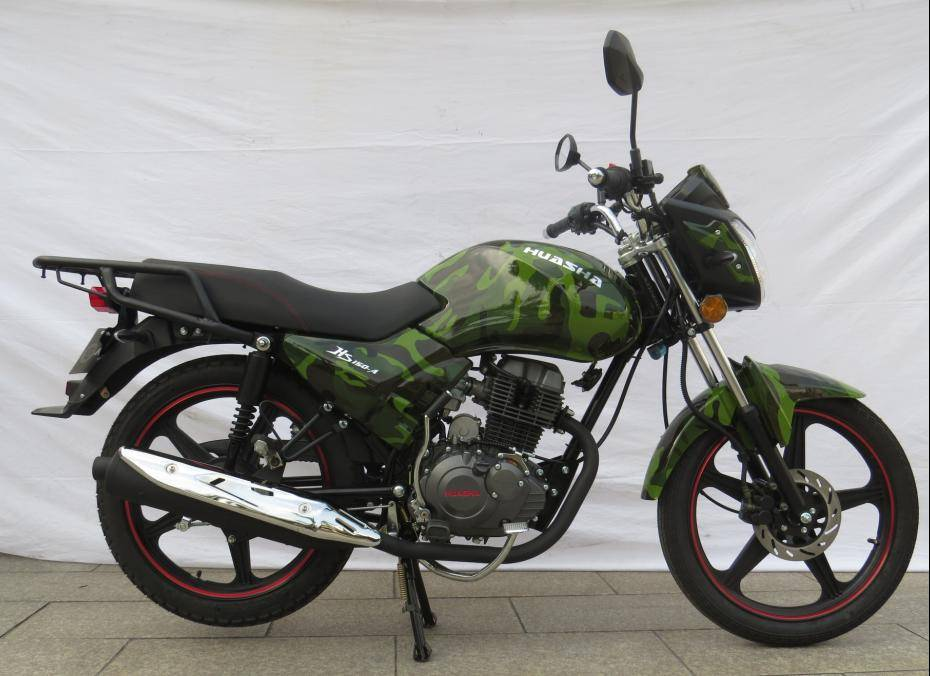 HUASHA 150CC General motorcycle Camouflage label