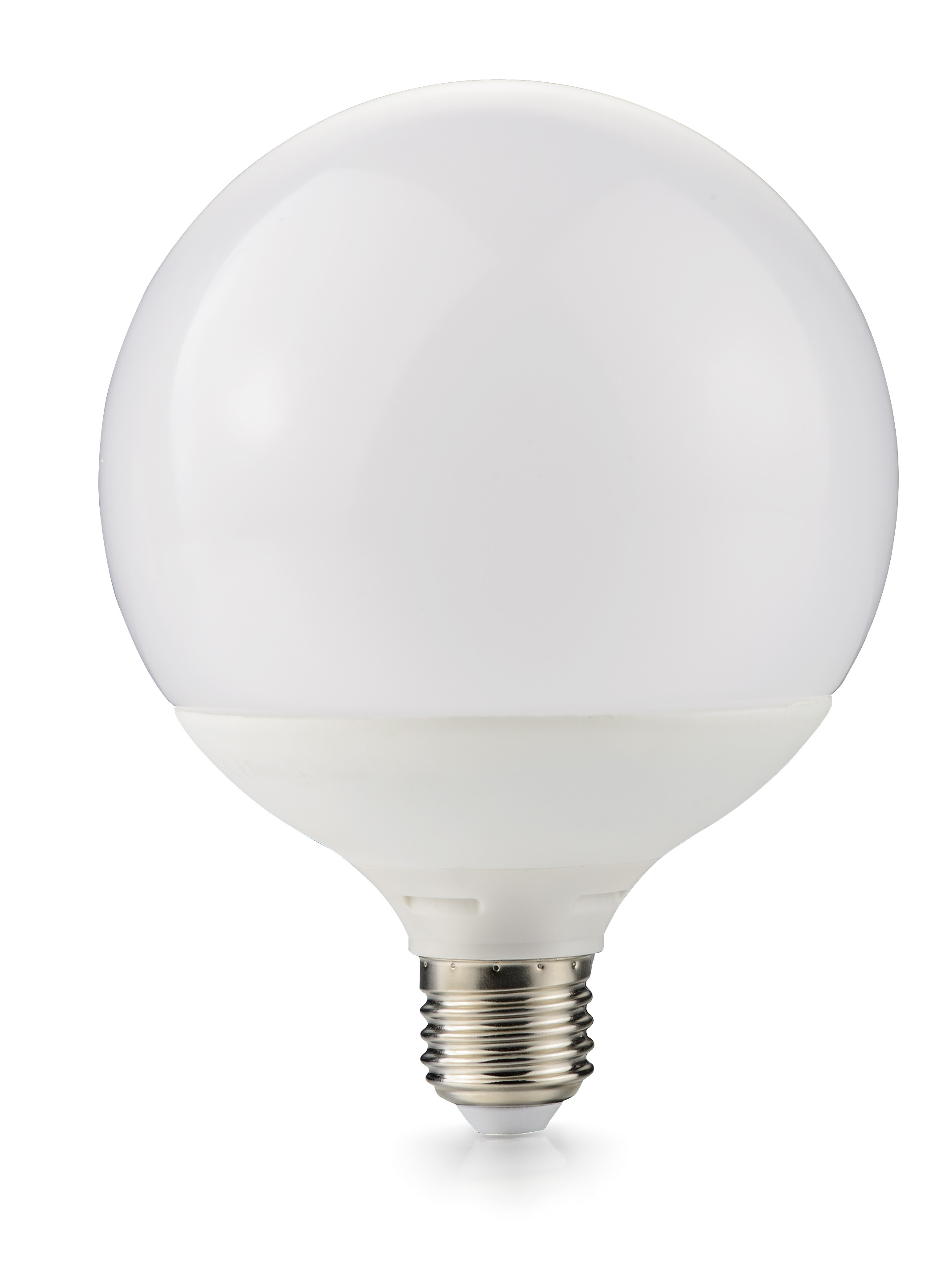 High bright G95 15W Aluminum and plastic E27 global led bulb