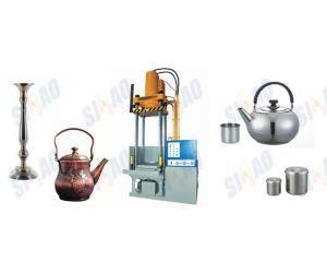 YB98 four pillar fast water swelling pressuremachine