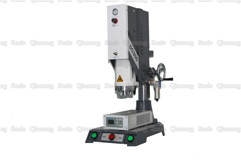 High Power 2500w 15Khz Ultrasonic Plastic Welding Machine with Overload Protection System