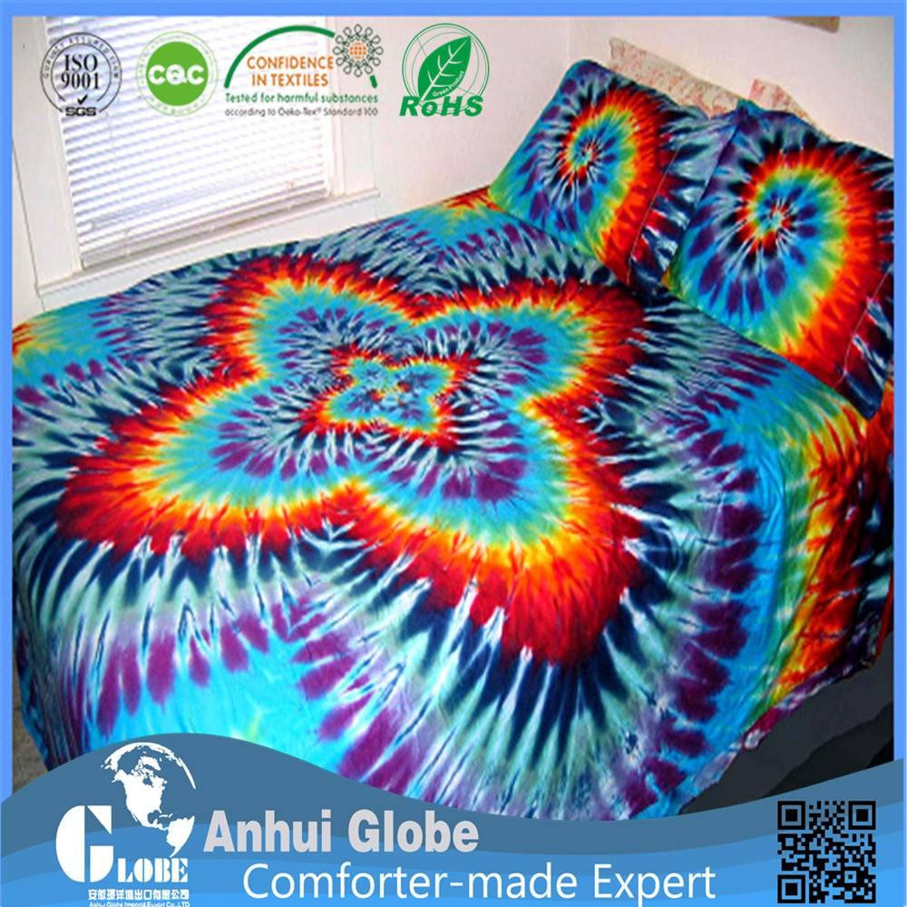 rainbow comforter