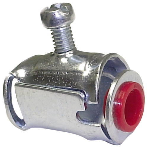 Electrical Welding Clad Steel Cable Connector In Construction