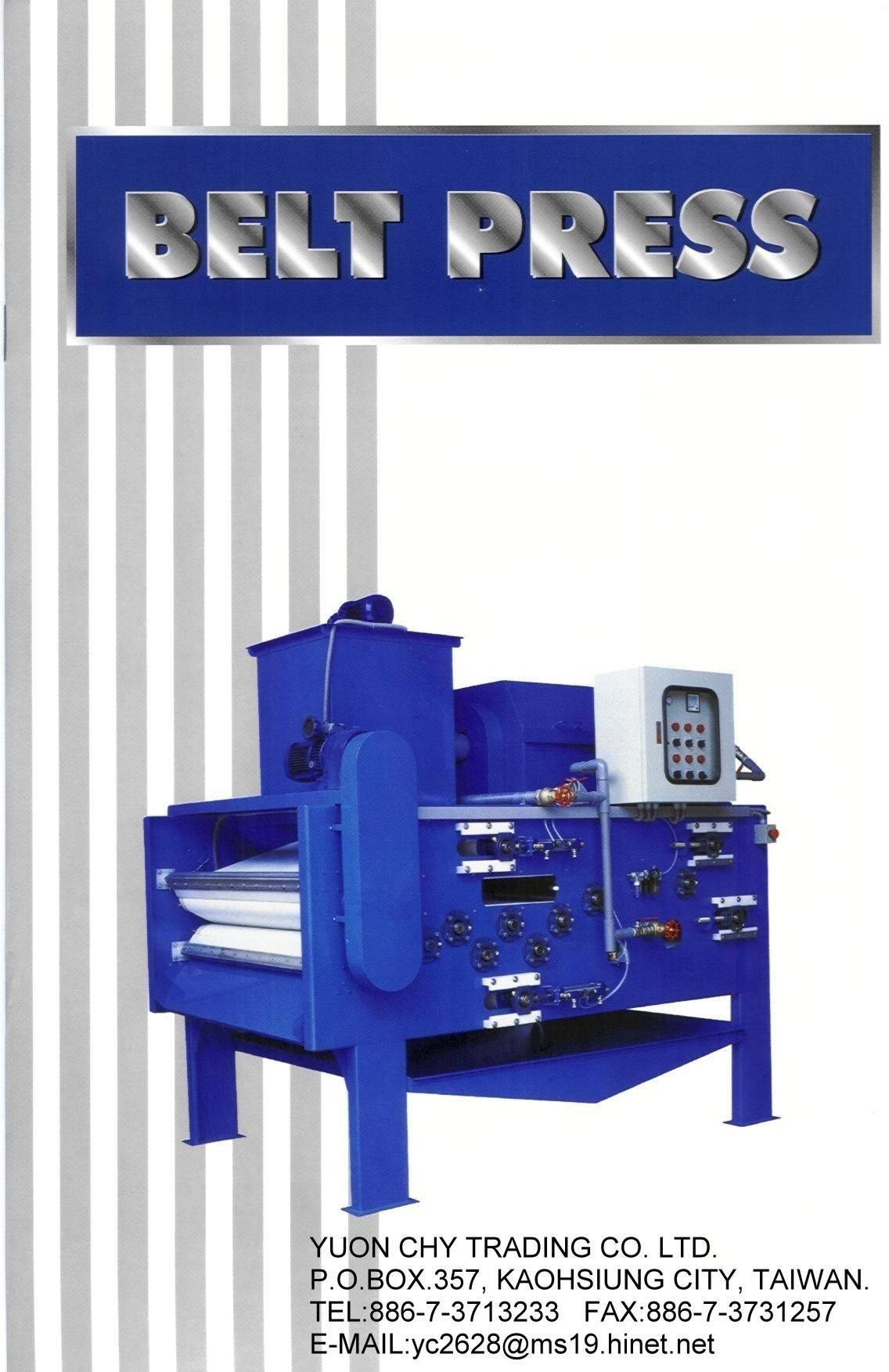 belt press