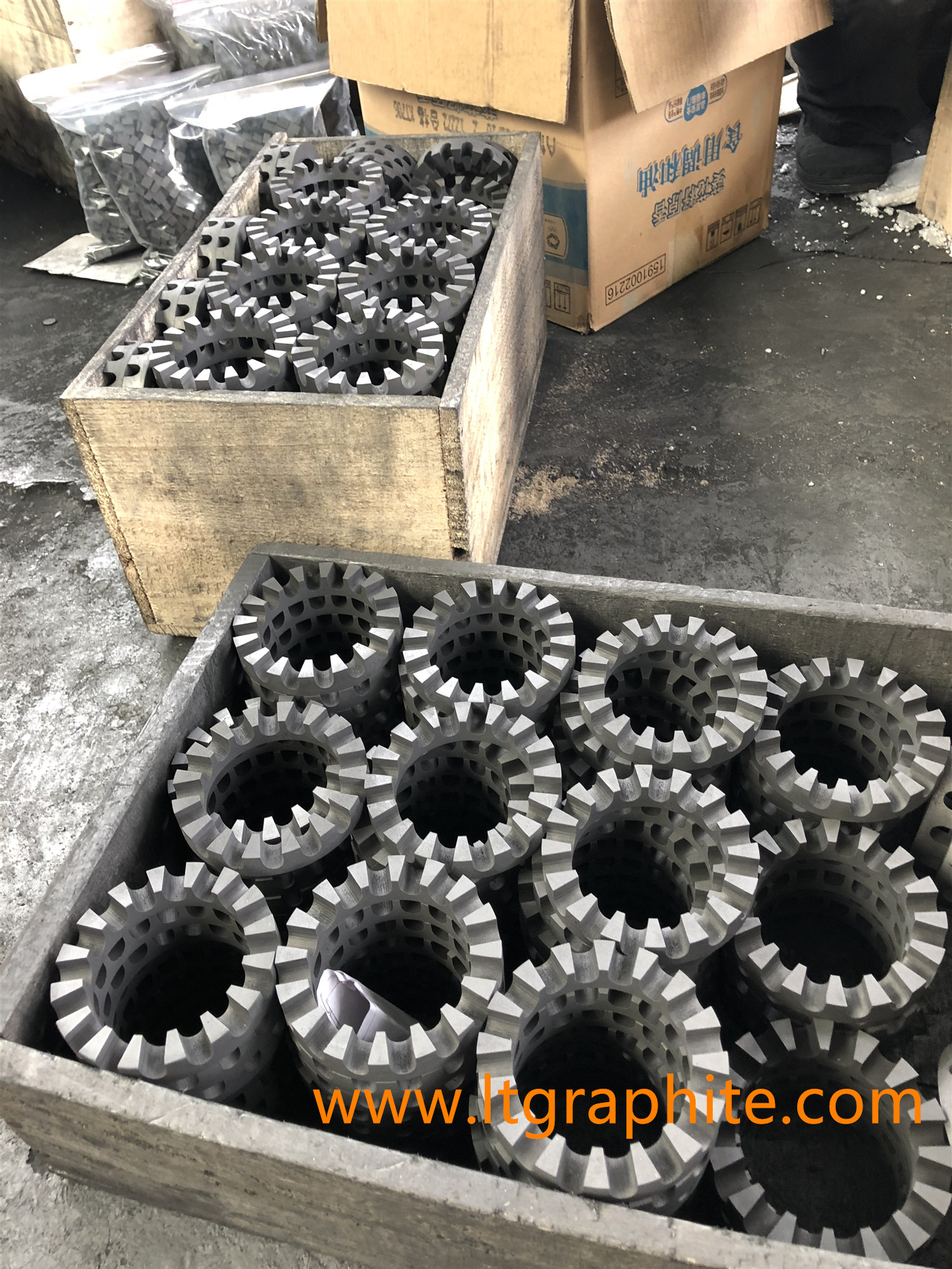 Durable Graphite Mould for Diamond Core Bits