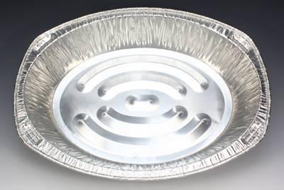 Takeaway Instant Disposable Aluminum Foil Container Turkey Pan
