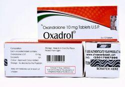 Oxadrol - Oxandrolone 10mg
