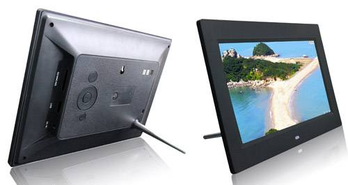 9 Years Factory Electronic Picture Frames Advertising Video Display 10 inch Digital Frame