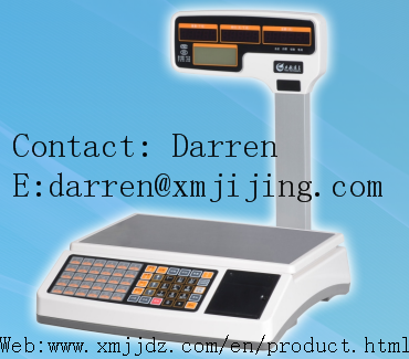 Electronic Pricing Scale with high quality made in China