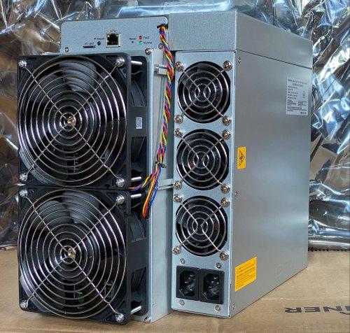 Pre-Order Cheetah Miner F5I 60t F5m 53t F5 40t Sha-256 Bitcoin Miner Cryptocurrency Mining Machine