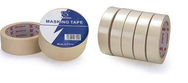 Temperature Resistance Masking Tape For Painting and Covering