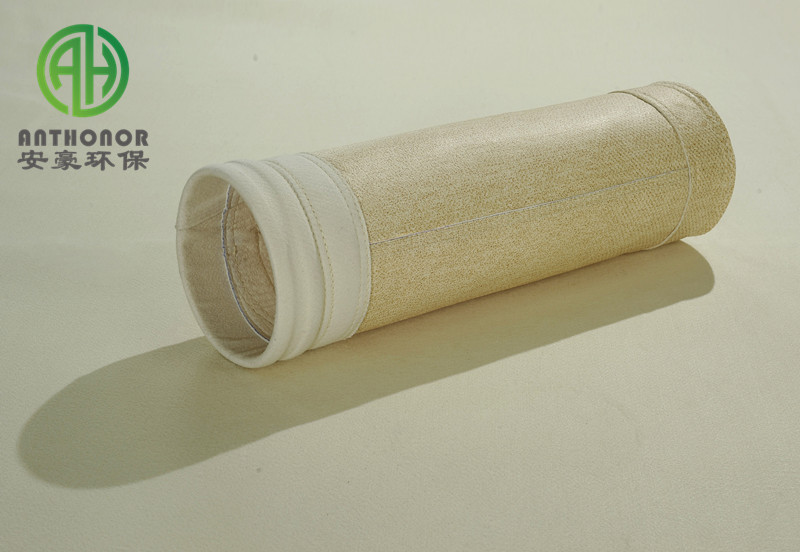 China manufacturer hot sell Aramid(Nomex) filter bag for asphalt plant and steel plant