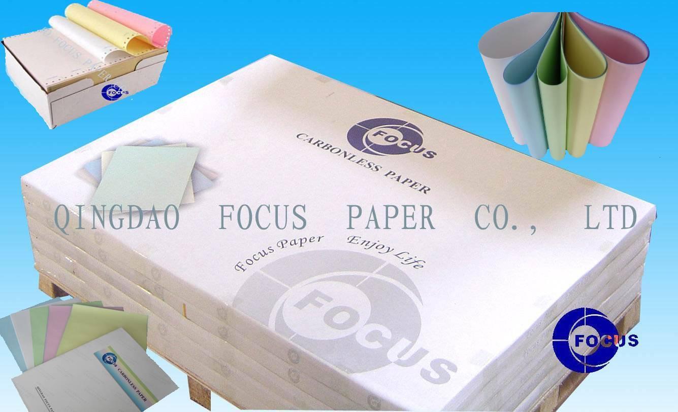 Carbonless Paper/NCR Paper on sale