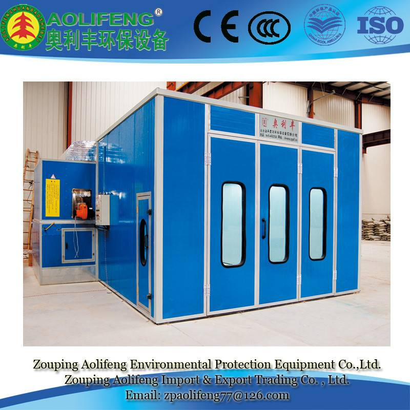 Spray Booth Paint Oven Booth Spray Booth Manufacturer