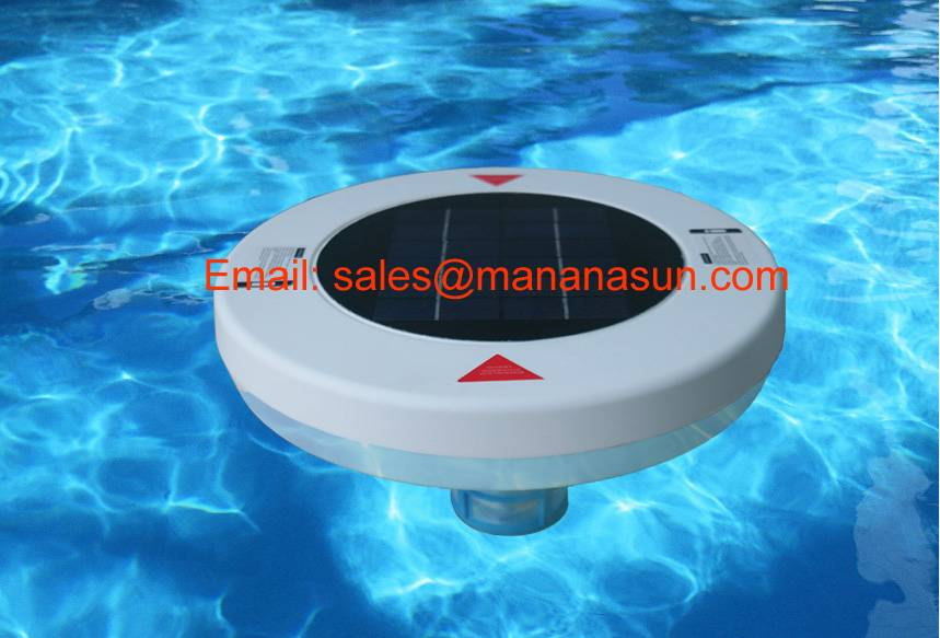 Solar Pool Ionizer Apply to Swimming Pool & Spa