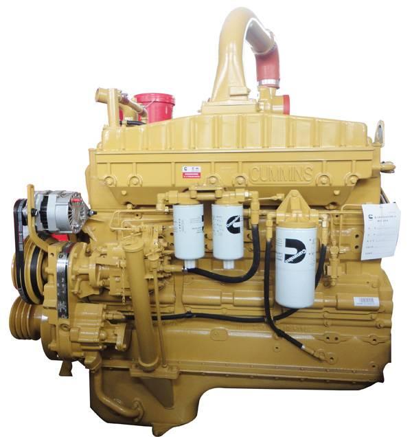High quality Cummins diesel engine NTA855-C360