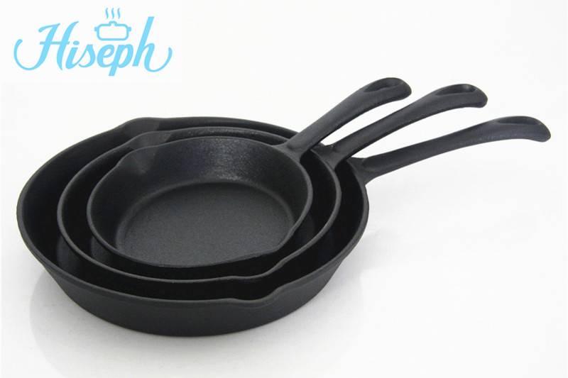 Cast iron skillet pan pizza pan