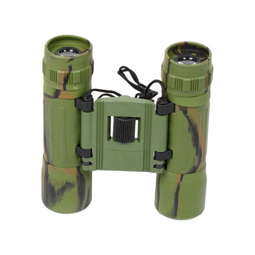 10 X 25mm Mini compact folding binoculars promotional gift telescope NYDL01