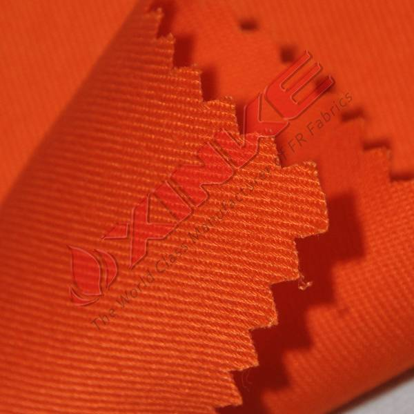Xinke Protective supply twill fire resistant fabric welding used