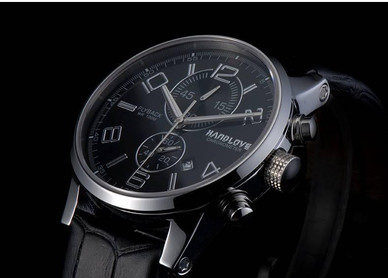 Handlove 6065 Speed Racing watch