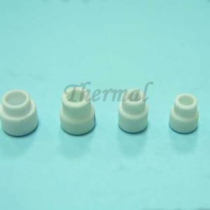 1400-1800C High Temperature Pure Alumina Beads For Heating Element