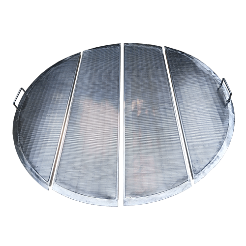 Stainless Steel Wedge Wire Lauter Tun Screen For Beer Brewing