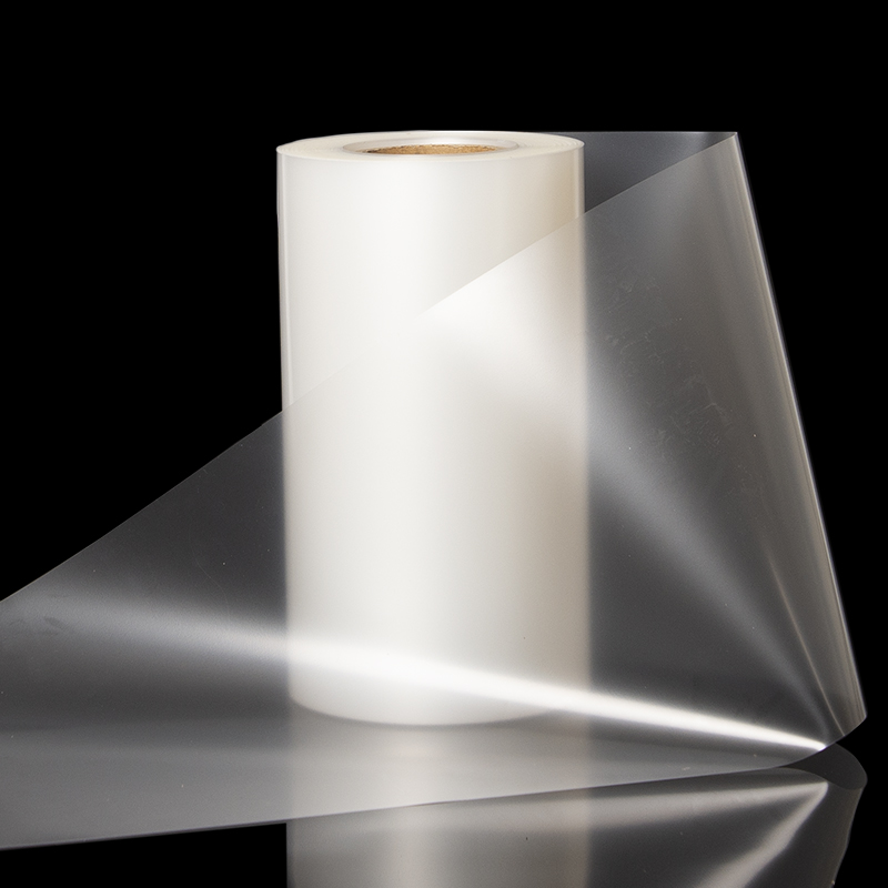 0.1mm clear CPP film