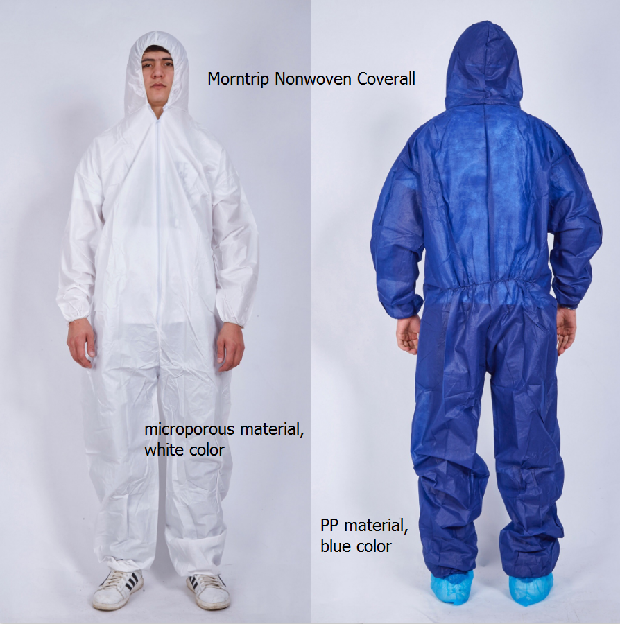 Cheap Disposable PP Coverall