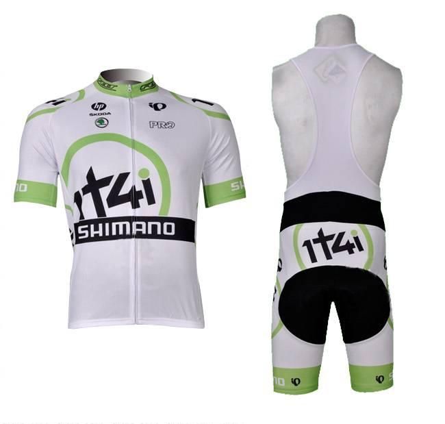 Specialized cuostom cycing jersey and bib short