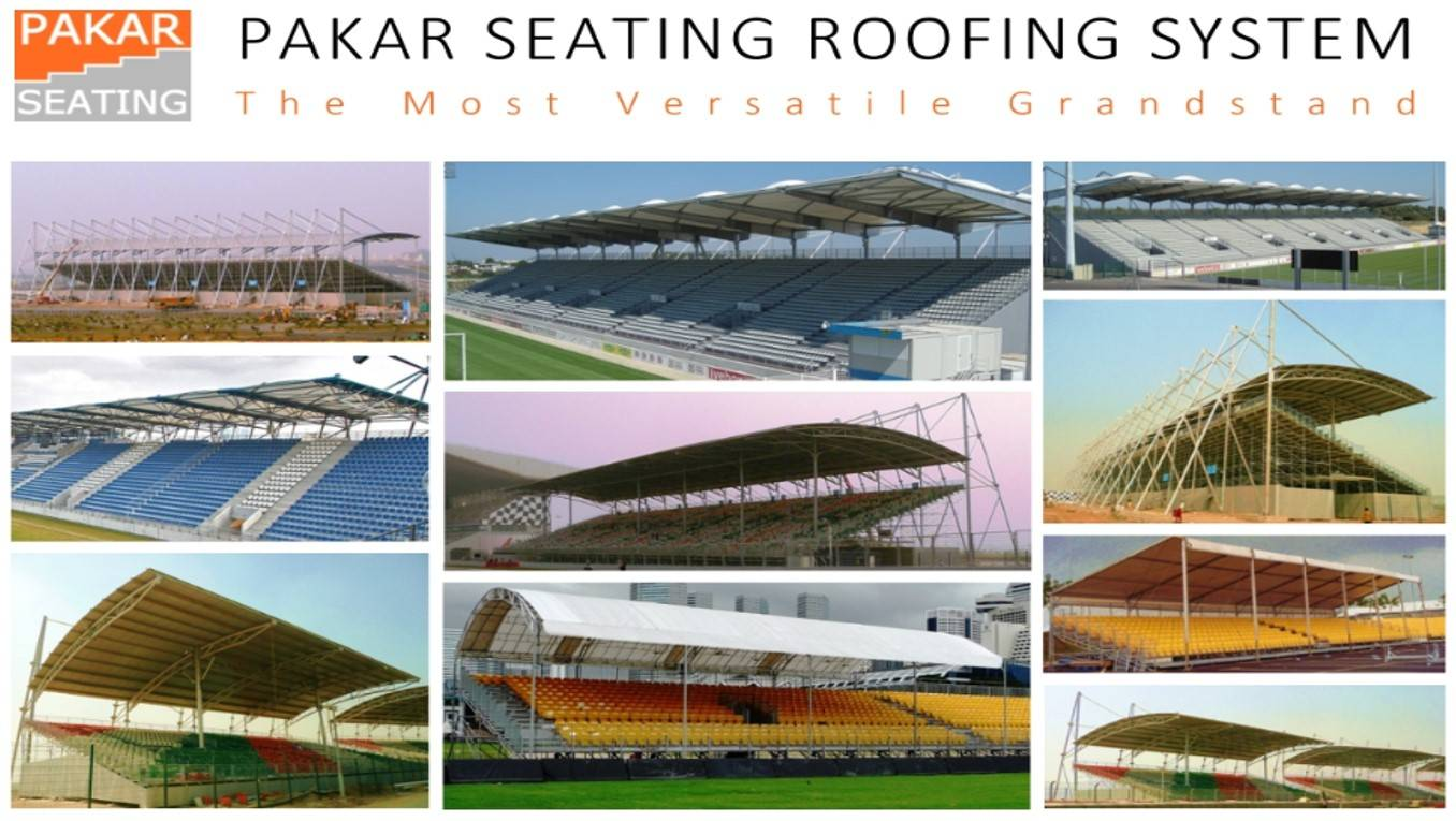 GRANDSTAND ROOFING