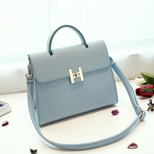 Leather Handbag PF6344