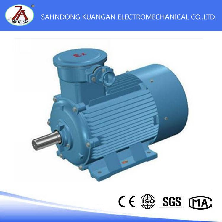 YBK2 Series flameproof three-phase asynchronous motor