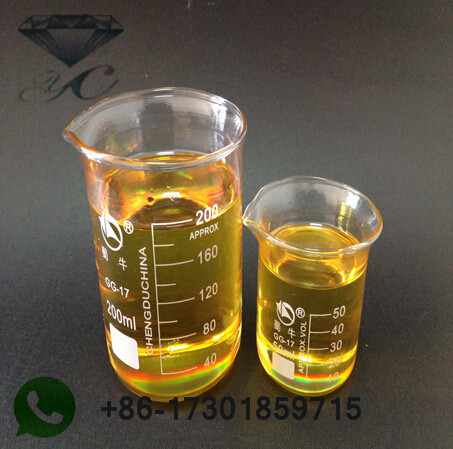 Injectable Semi-Finished Oil Test E 250mg/Ml Testosterone Enanthate For Cutting Cycle