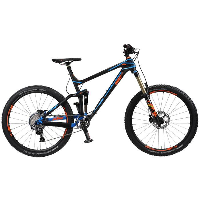"2015 KTM Lycan LT 1 27.5"" Mountain Bike"