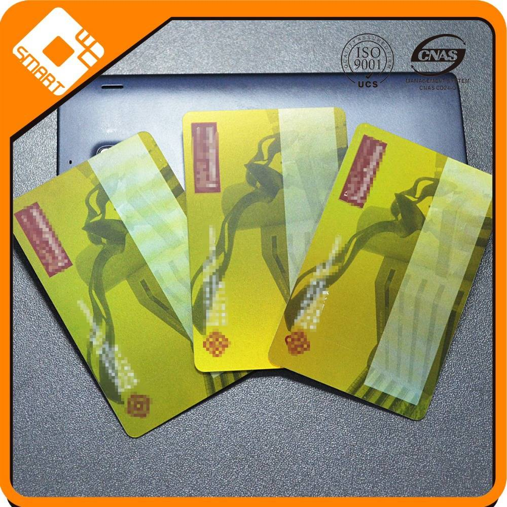 Hot selling Customize Plastic Visiting card , Plastic card