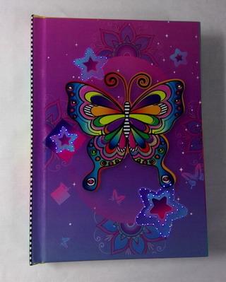 Light-up Notebook