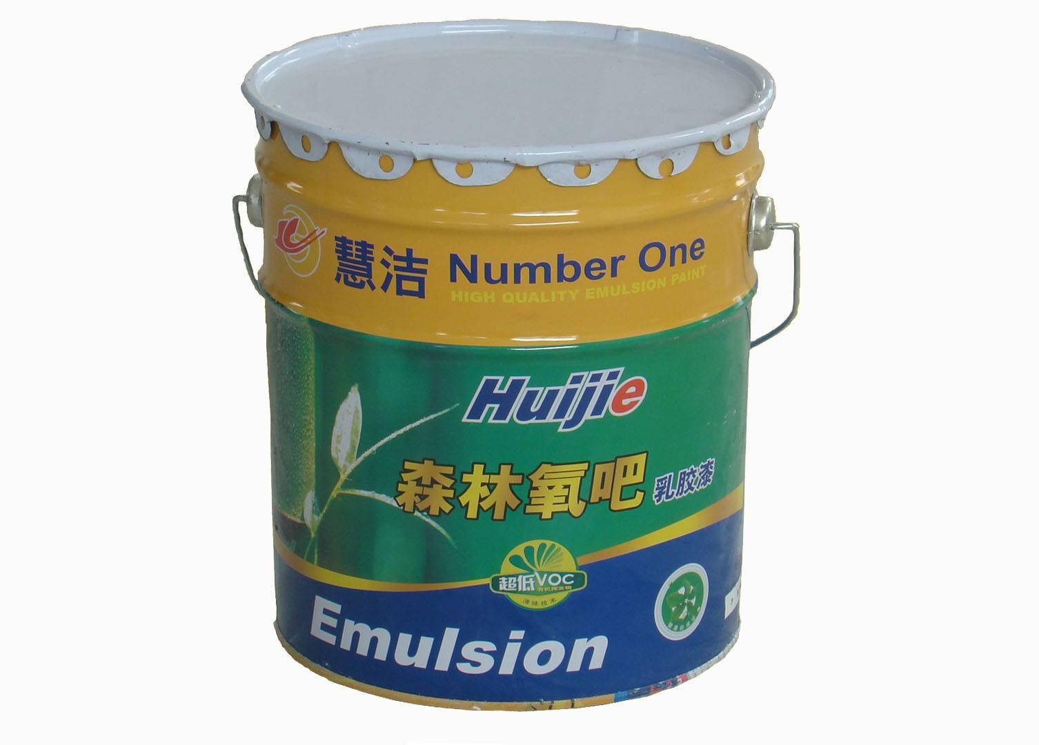 huijie forest oxygen emlsion paint