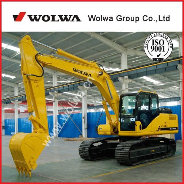 DLS160-9 Chinese crawler excavator prices