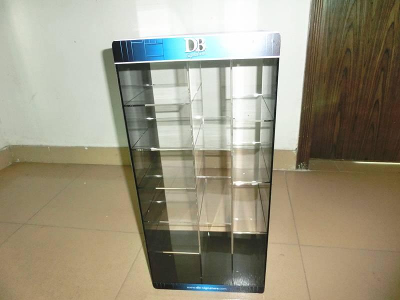 Economic  Acrylic e-liquid display case